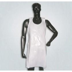 Avental Branco em PE