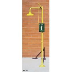 Duche Horizontal - Pedestal